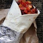 Burrito meksykańskie