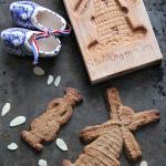 Speculaas (Sinterklaaskoeken) z migdałami