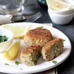 Klopsiki z wędzonej makreli i ziemniaków